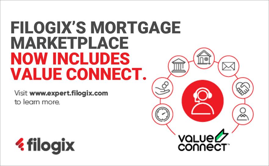VC Filogix Mortgage Marketplace Launch Graphic